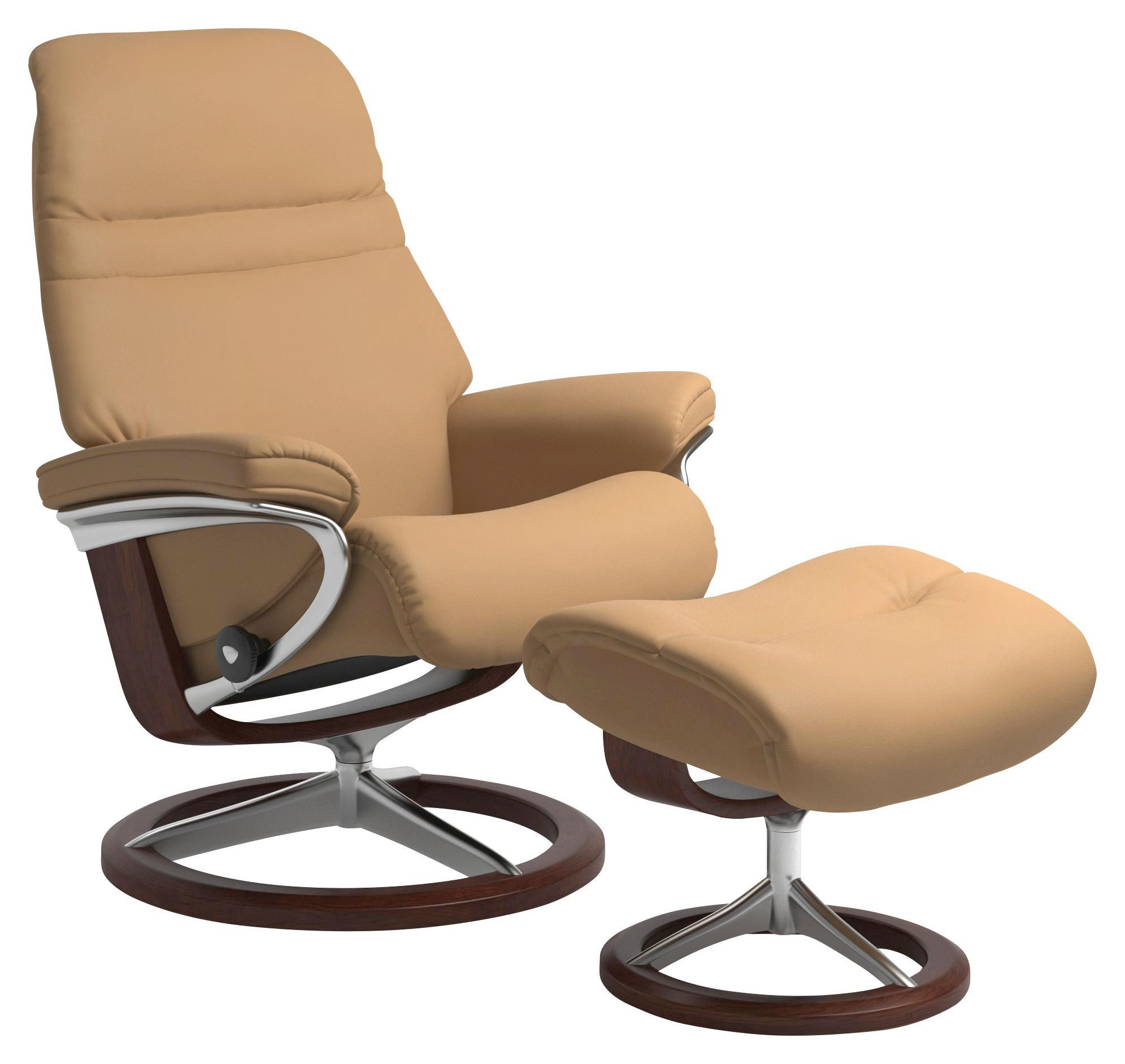 Stressless Sessel Sunrise.html Sesselset Sunrise M Echtleder Hocker
