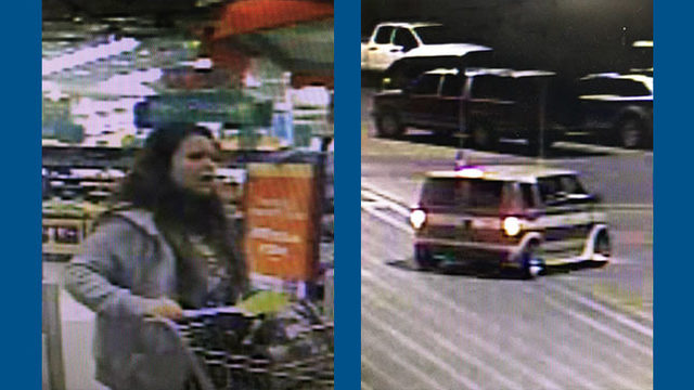 RPD looking for Richland Walmart theft suspect - KVEW