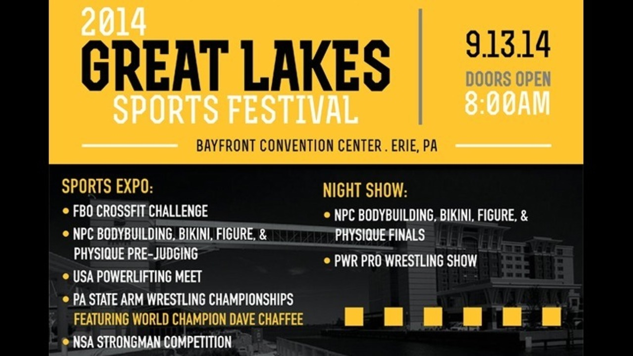 North Lakes Sports Club Jobs Great Lakes Sports Festival 2014