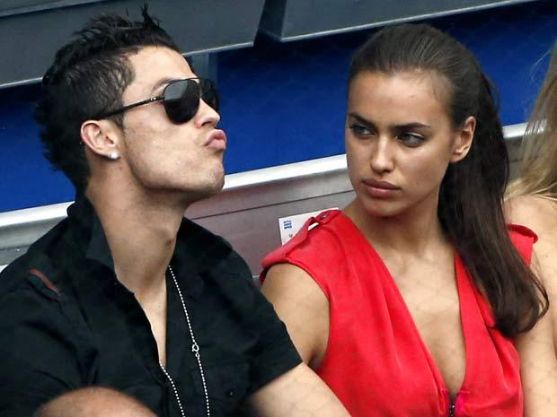 1114000001d634f88d Cristiano Ronaldo and Irina Shayk2 Its over! Irina Shayk unfollows Cristiano Ronaldo on Twitter after no show at Ballon dOr