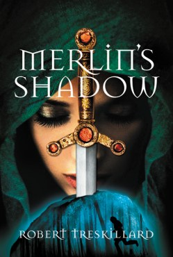 Zondervan's Book Cover for Merlin's Shadow