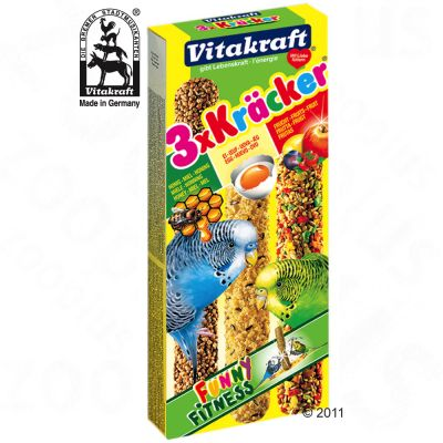 2038 2sorte vitakraft kraek 1 Vogelsnacks   Crackers