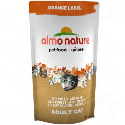239051 almonature orange tro huhn  4 Kattenvoeding   Droog   Zooplus