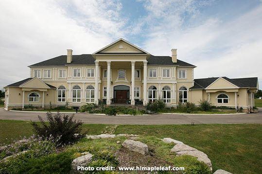luxury homes brampton