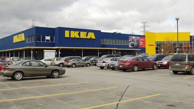 Ikea Burlington Province Awards Ikea Canada $921k For 10 New Ev Charging