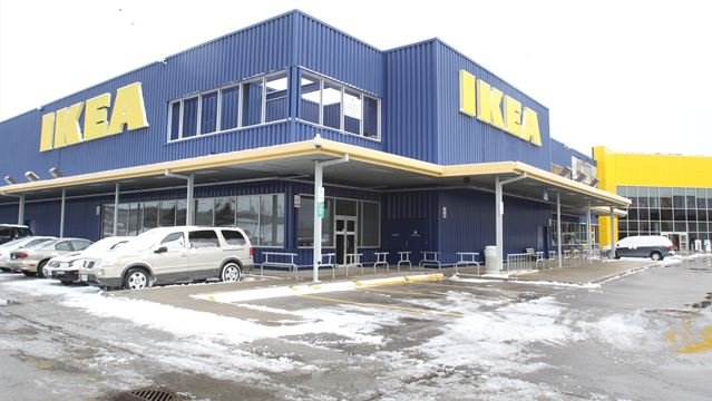 Ikea Burlington Ikea Staying Put; Not Moving To New Burlington Site