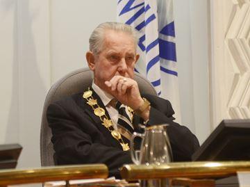 Milton Mayor Gord Krantz