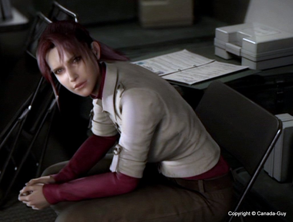3d Resident Evil Wallpaper Claire Redfield Taringa