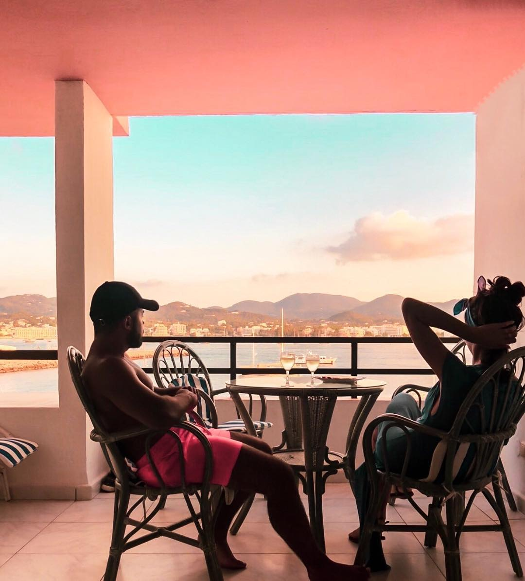 Rbnb Ibiza Cheers Best Place To Watch The Sunset Ibiza Airbnb