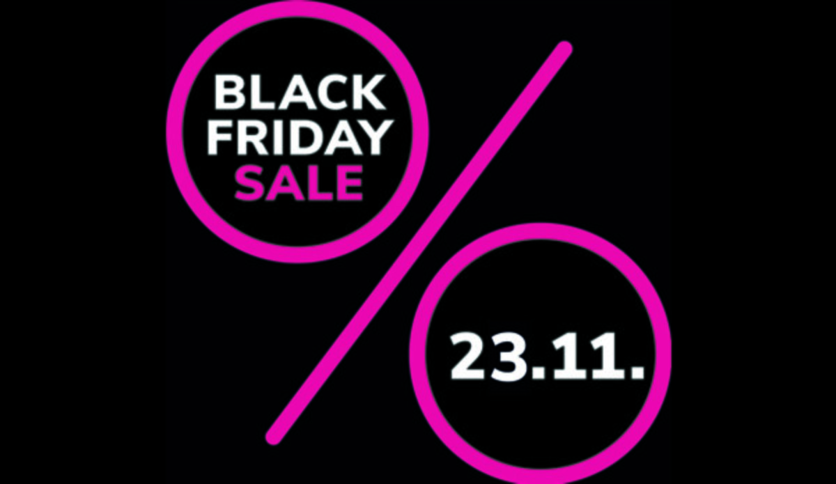 Black Freday Black Friday Sale Am 23 11 In Der Rosenarcade Tulln Top