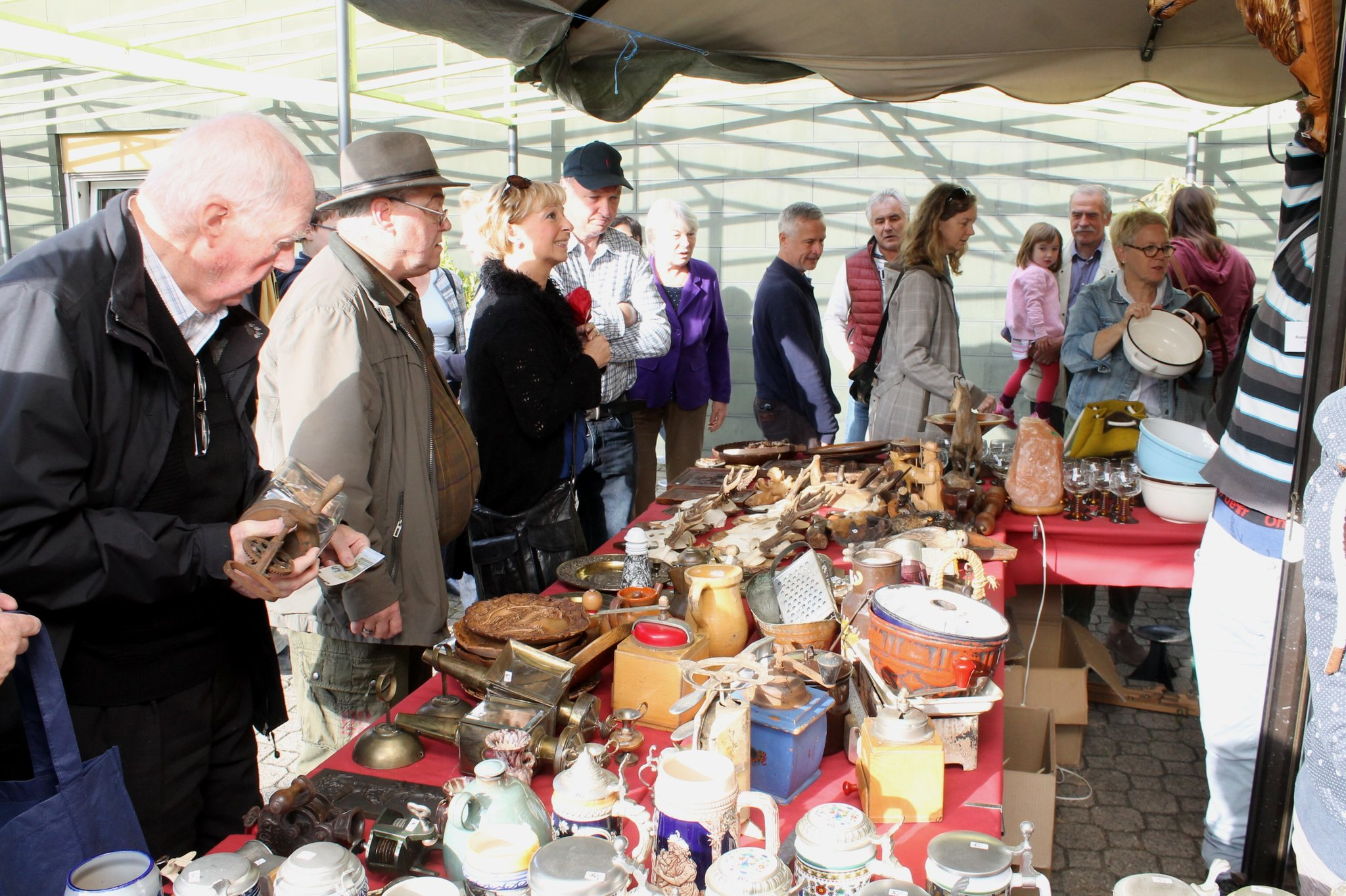 Antikmarkt Eschwege Flohmarkt Wagner De Antikmarkt Im Martinshaus Berghausen Am 30 September