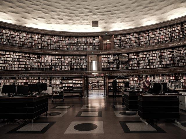statsbiblioteket...: BelleBluePhoto © 2016