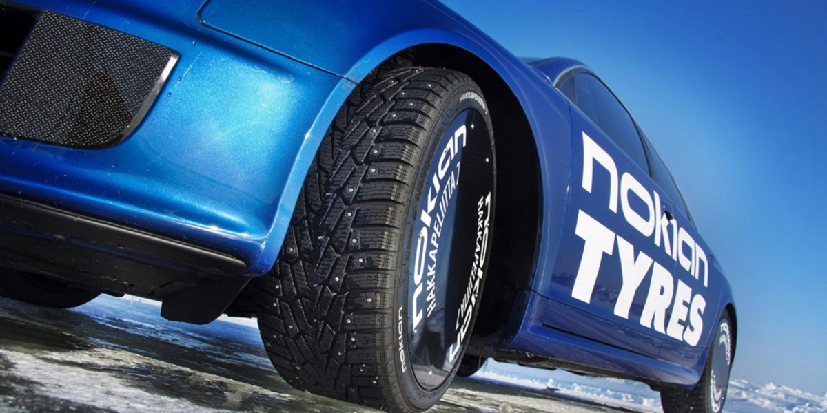 Däckstop AD Bilverkstad - Nokian Tyres