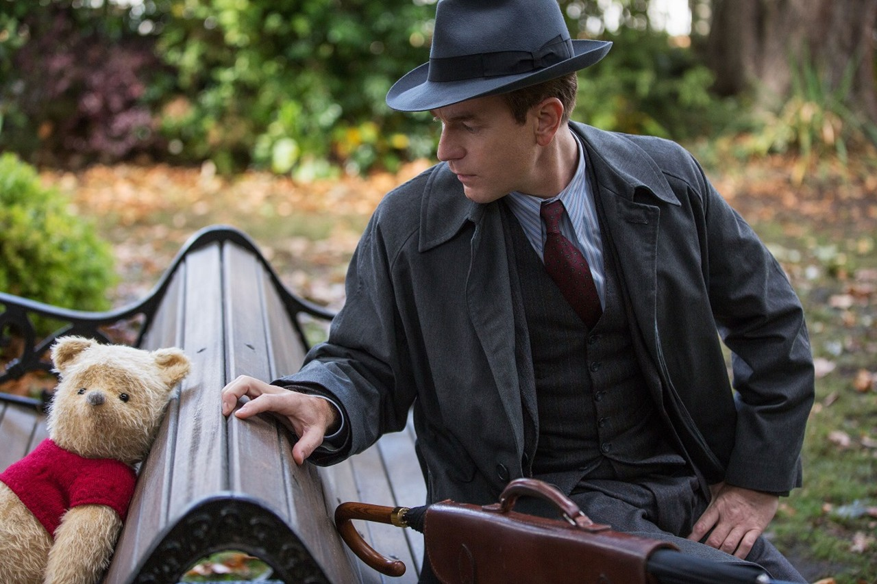 Pavillon Fedora Film Review Christopher Robin Movie Reviews Rochester City