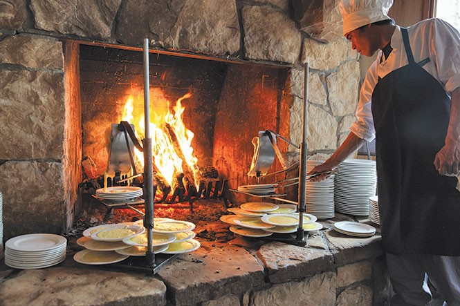 Dinner By The Fire Dining Salt Lake City Salt Lake