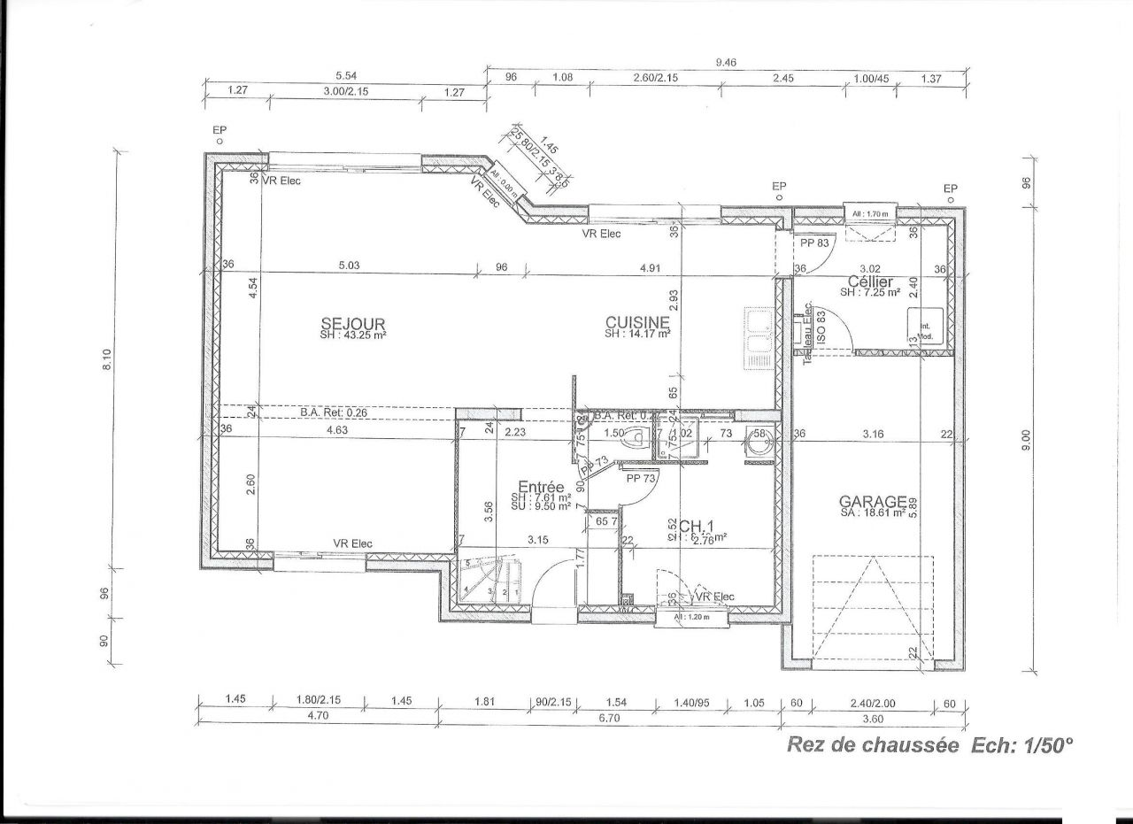 Maison Sur Plan Plans Maison Toit Plat 160m2 40 Messages