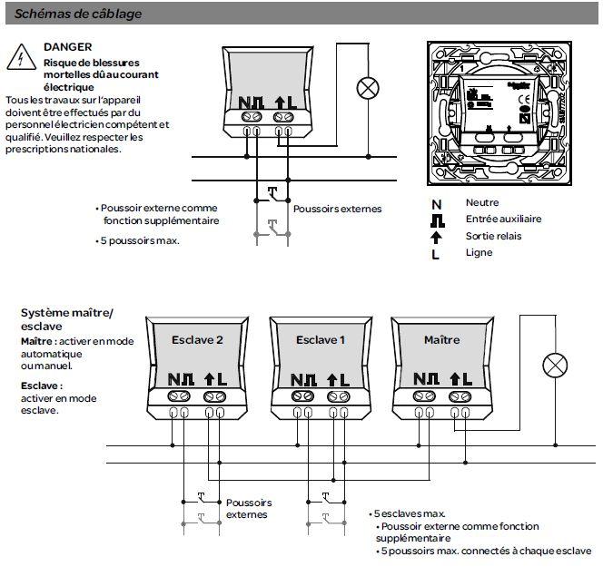 Schema Telerupteur Hager Epn520
