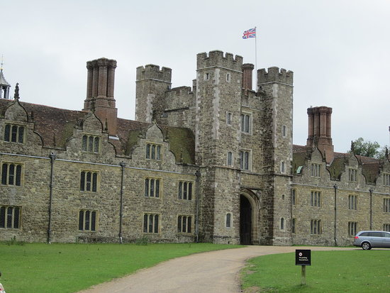 Part of the Knole house