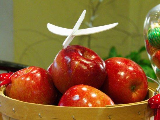 xmas apples