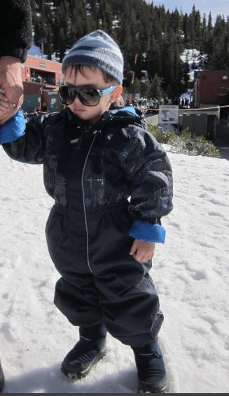 2012 Ski fashion
