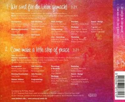 Höhner: Wir sind für die Liebe gemacht (2-Track) (Maxi-CD) – jpc