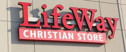 Tyler, TX - November 28, 2017: Life Way Christian Store located on South Broadway in Tyler, TX
