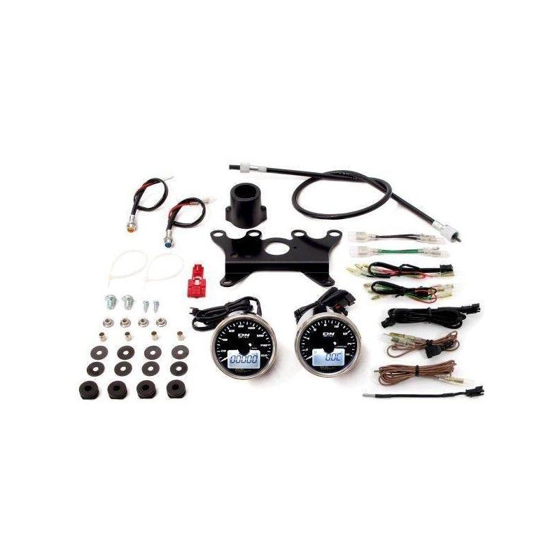 universal motorcycle tachometer wiring