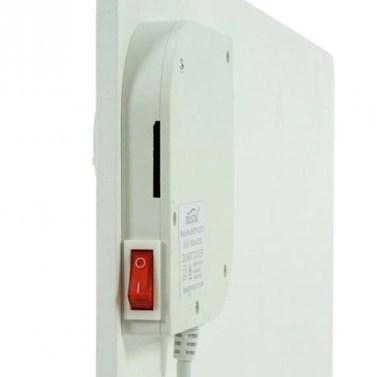 Sleek 425W Eco Paintable Wall Panel Heater