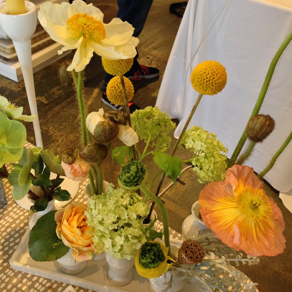 Trends Wedding Table Decor