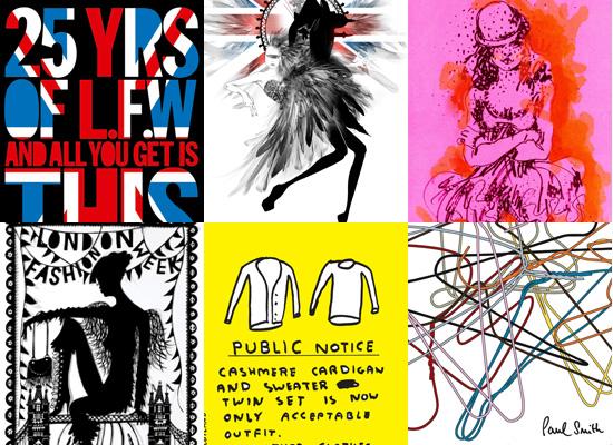 Win a Framed Fashion Designer London Underground Poster POPSUGAR