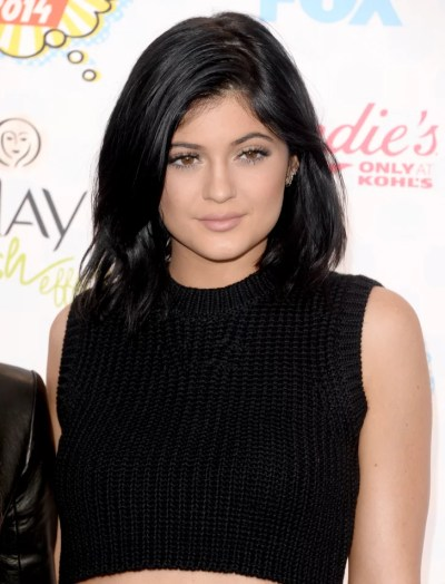 Kylie Jenner | Teen Choice Awards 2014 | Hair and Makeup | POPSUGAR Beauty Photo 3