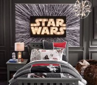 Star Wars-Themed Kids' Bedroom | POPSUGAR Family