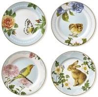 Easter Plates Dinnerware & ... For Sunday Dinner With ...