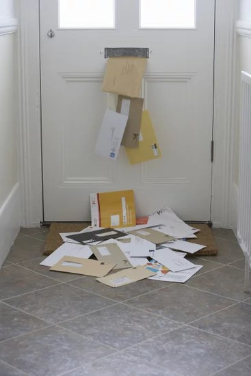 How to Get Rid of Junk Mail POPSUGAR Smart Living