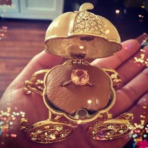 Charming Cinderella Carriage Engagement Ring Box Popsugar Love Sex Engagement Ring Box Store Engagement Ring Box Hinge