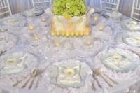 DIY: Paper Wedding Table Settings | POPSUGAR Home