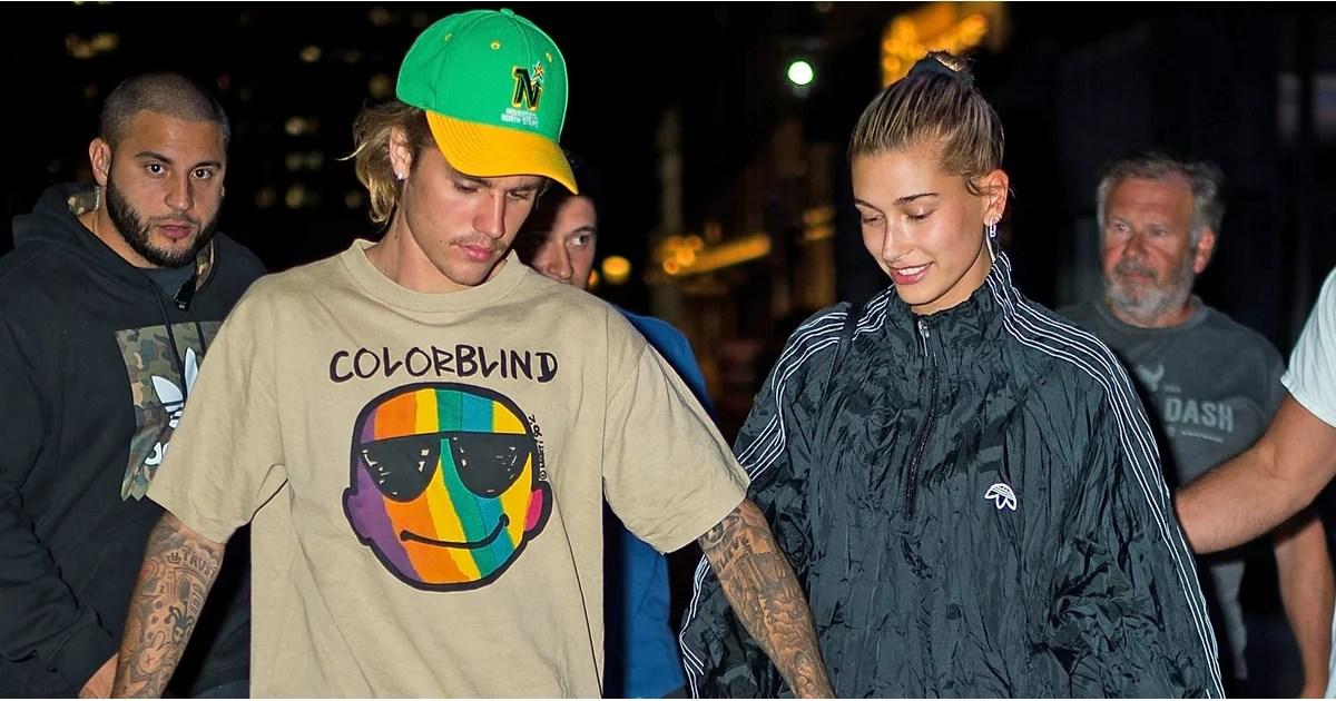 Justin Bieber Hailey Baldwin Matching Shoes And Socks 2018