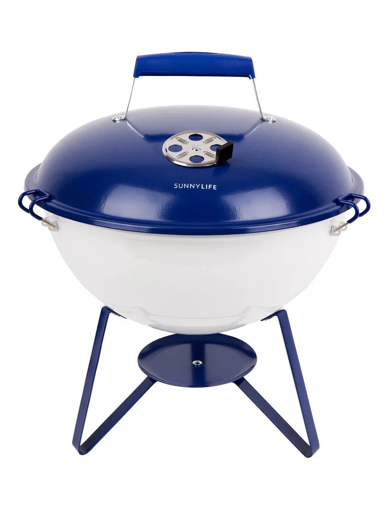 Small Barbecue Grill Sunnylife Portable Barbecue Grill Summer Kitchen Items