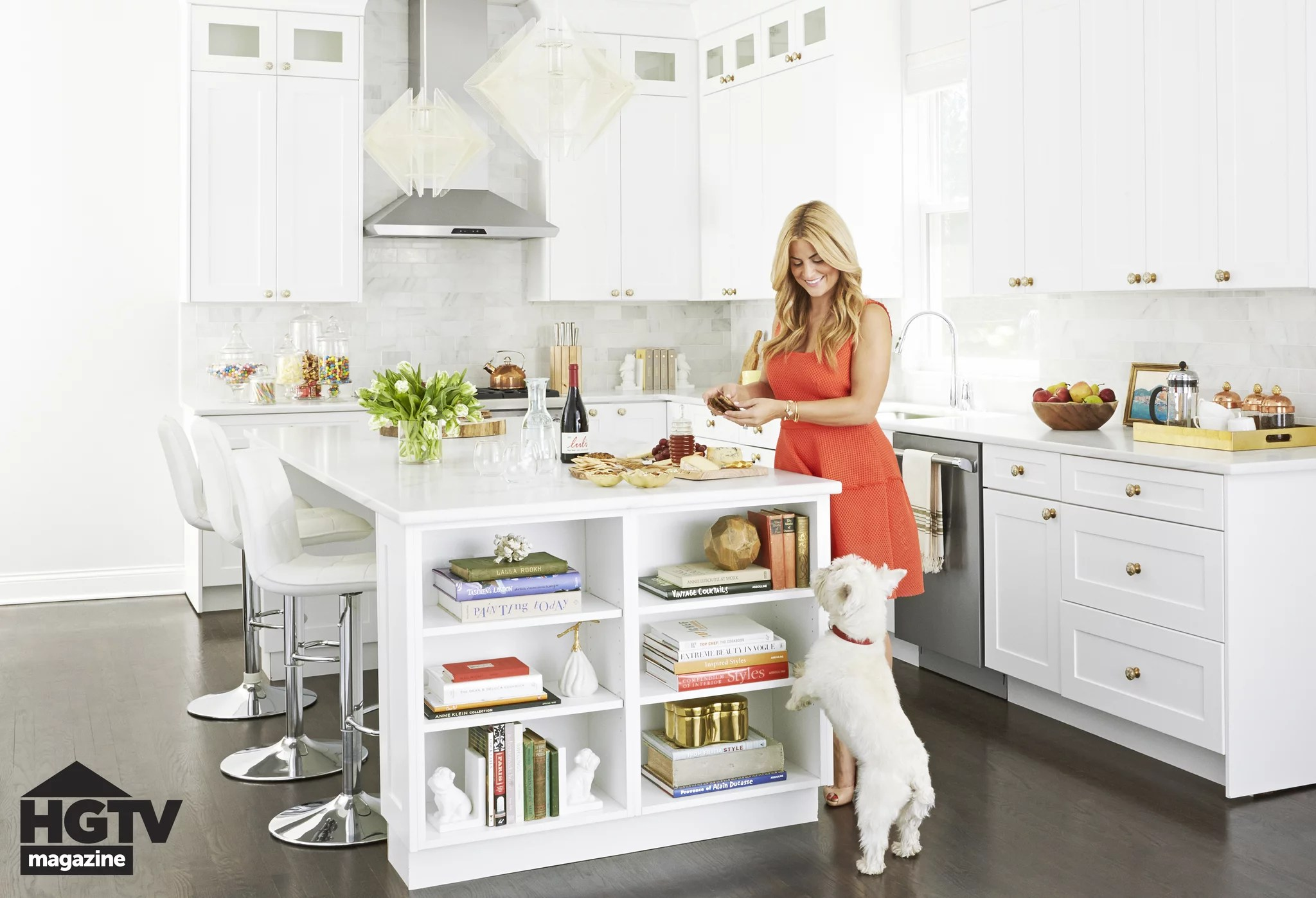 Alison Victoria S Kitchen Pictures Popsugar Home