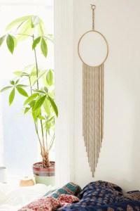 Boho-Glam Wall Decor | Bedroom Decor Ideas | POPSUGAR Home ...
