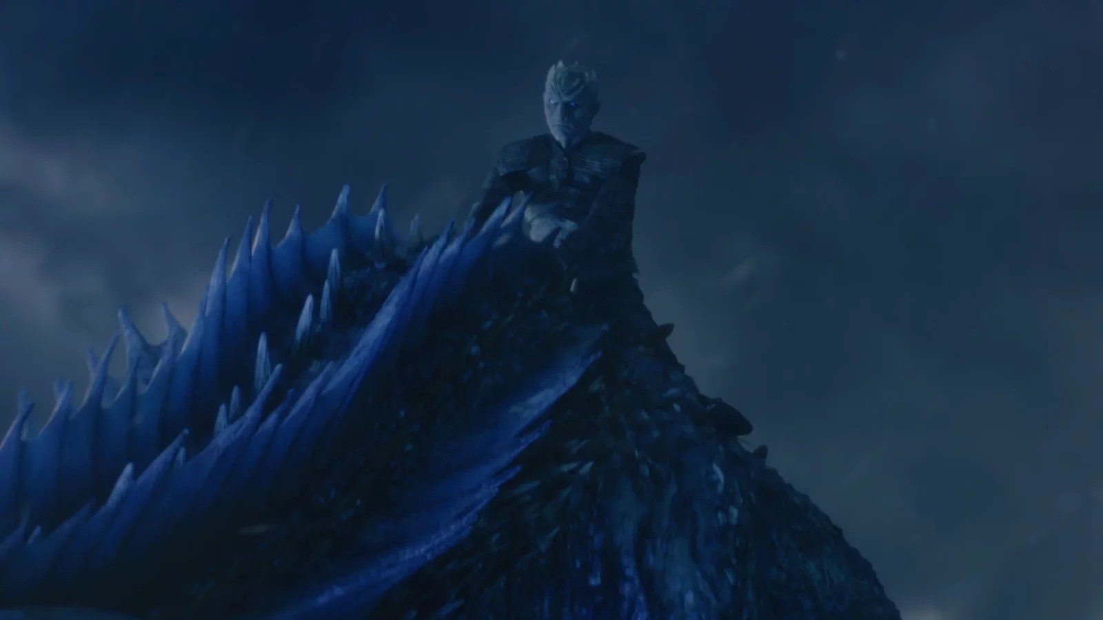 Ice Fall Wallpaper How Could The Dragon Get Through The Wall Popsugar