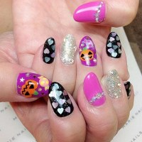 101 Halloween Nail Art Designs That Are a Major Treat ...