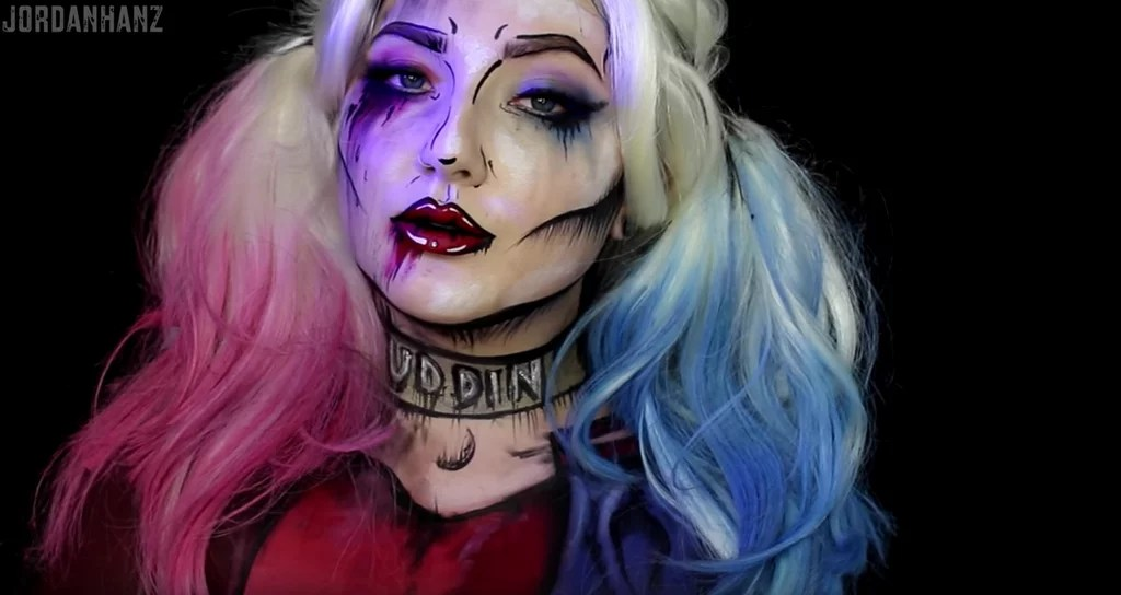 Simple Jack Quotes Wallpapers Harley Quinn Youtube Makeup Diy Popsugar Beauty