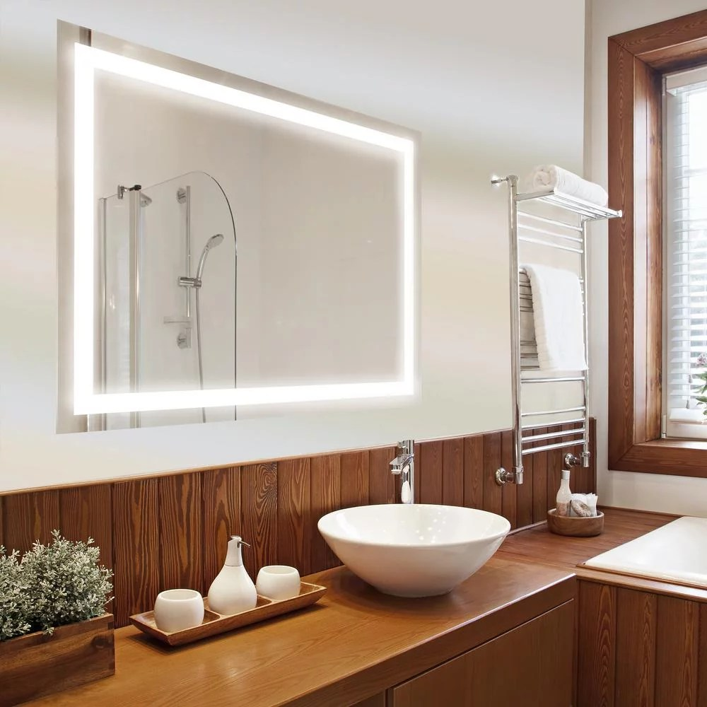 Best Led Mirrors Popsugar Home