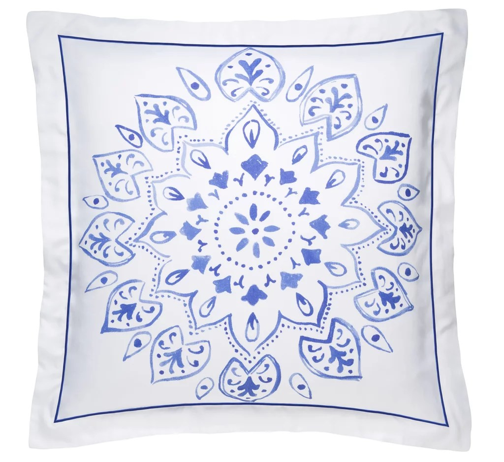 European Pillowcases Online Megan Gale 39s Homewares Range For Target Popsugar Home