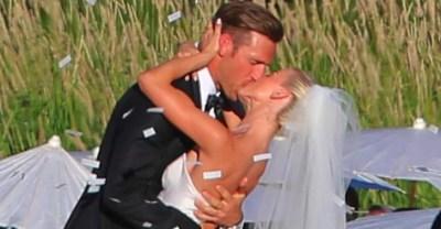 Julianne Hough Wedding Pictures | POPSUGAR Celebrity