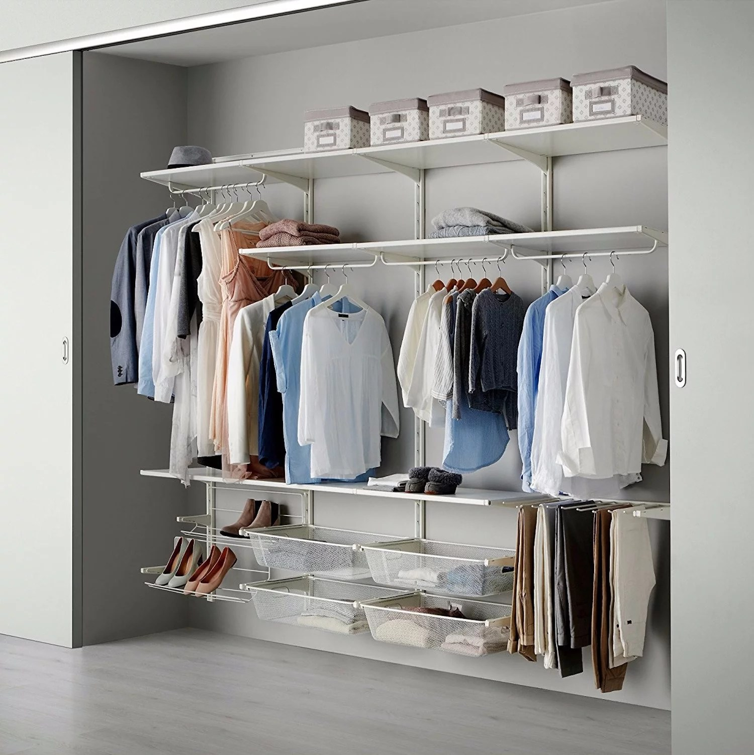 Closet Organization Closets Popsugar Home