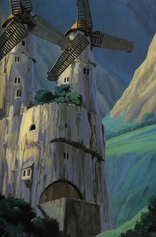 How To Make Wallpaper Fit On Iphone 6 Hayao Miyazaki Art Studio Ghibli Iphone Wallpapers