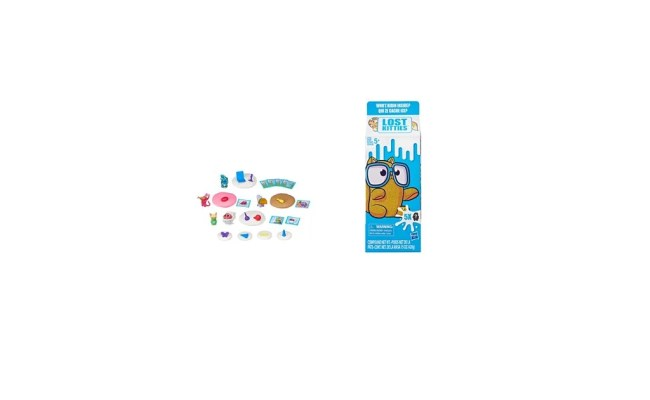 Lost Kitties Blind Box Multipack Best Cheap Walmart Toys