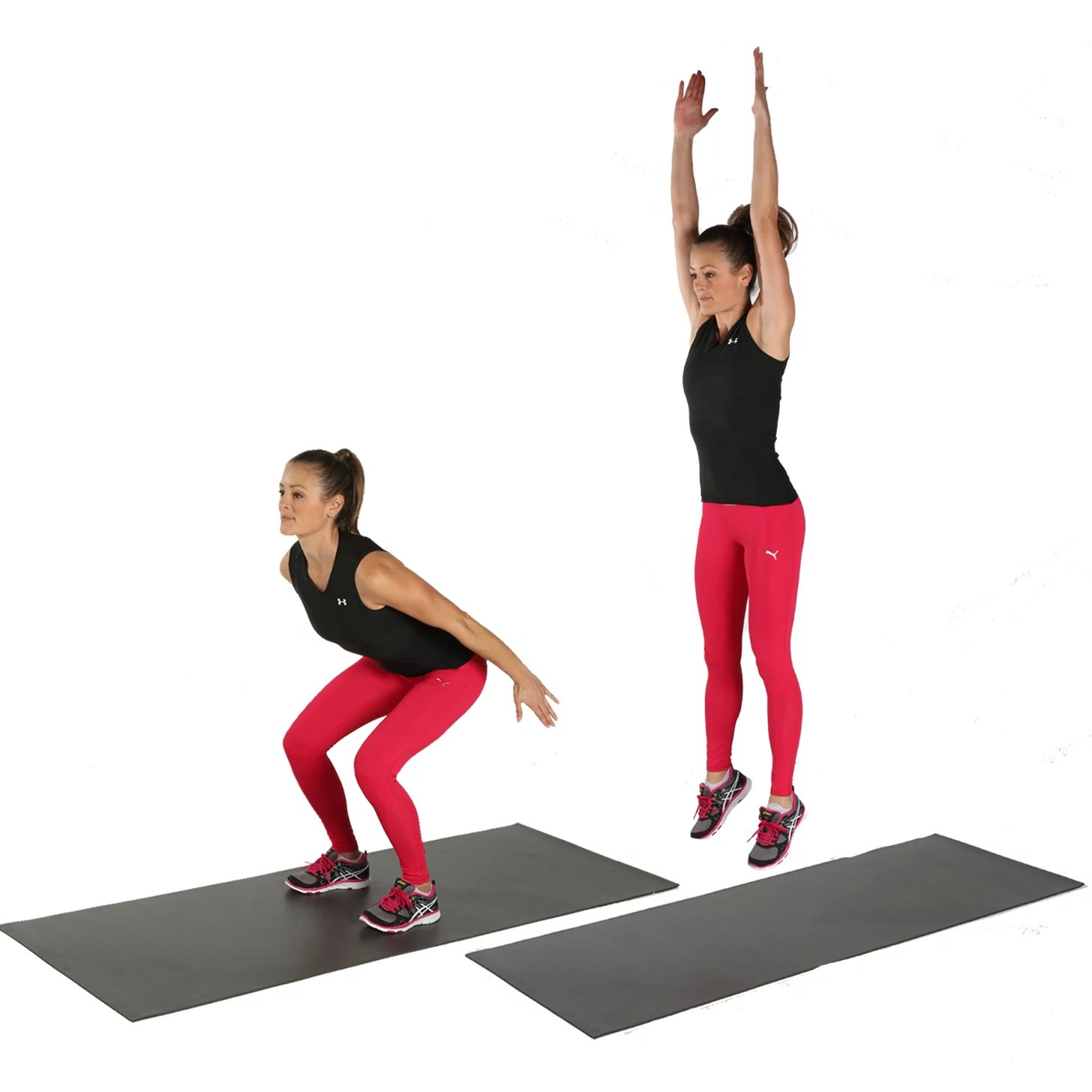 Jumping Fitness Jump Squats 25 Exercises You Should Be Doing If You Want